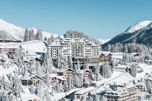 Carlton Hotel St Moritz - The Leading Hotels of the World - St. Moritz