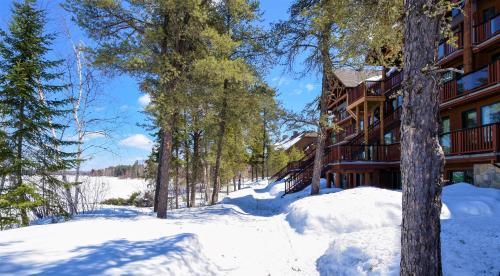 Les Condos Du Lac Taureau- Rooms & Condos