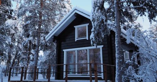LapinTintti Eco-Cabin in Inari - Chalet