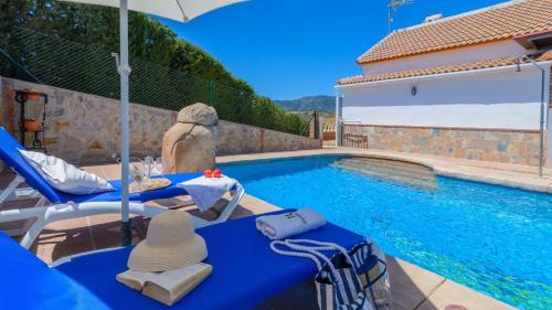 Casa Gardenia Alozaina - Accommodation