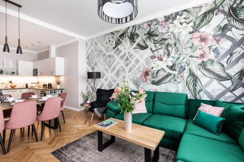 Luxe Living Krakow - Apartment - Kraków