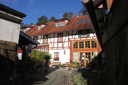 Gastehaus Pfefferle Hotel Garni Und Ferienwohnungen
