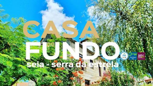 Casa Do Fundo - Seia