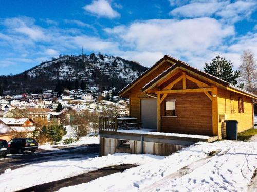 Mountain-View Chalet in Vosges close to Skiing Area - La Bresse Hohneck