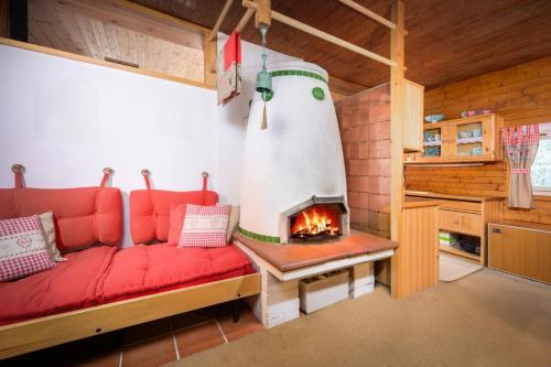 BERGPLATZL Hütte an der Skipiste Katschberg