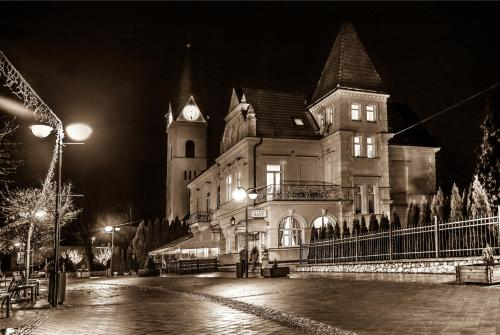 Hotel Margit - Accommodation - Trenčianske Teplice