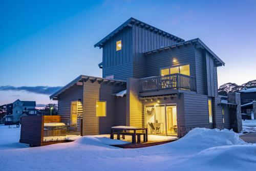 SNOW VIEW, Dinner Plain - Hotel