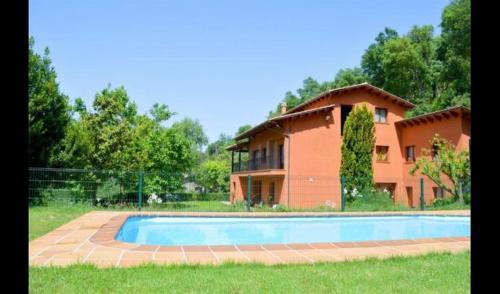 Viladrau Villa Sleeps 12 with Pool - Accommodation - Viladrau