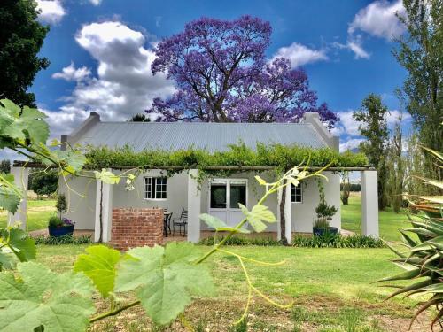 . Saronsberg Vineyard Cottages