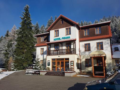 Hotel Praha - Deštné V Orlickych Horách