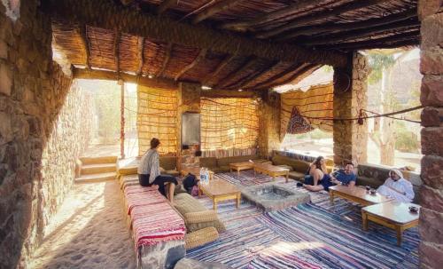 . Sheikh Mousa Bedouin camp