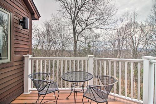 Ski-in Ski-Out Okemo Oasis with Deck & Mtn View - Apartment - Ludlow
