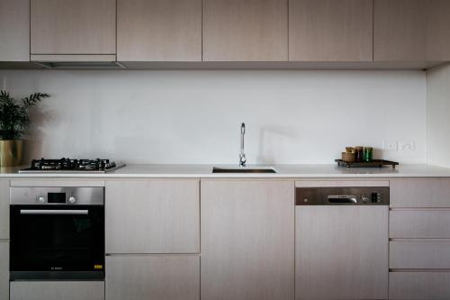 Two-Bedroom Apartment - Nishi