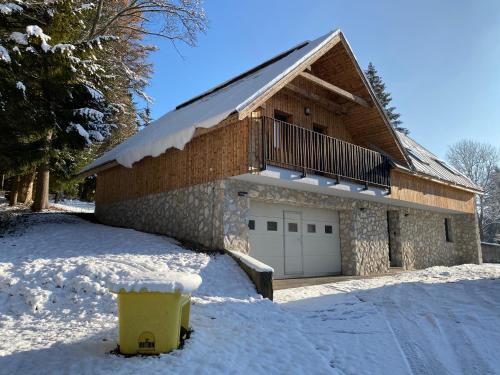 Horská chata Krkono?ka & Horská chata Lesanka Harrachov - Chalet