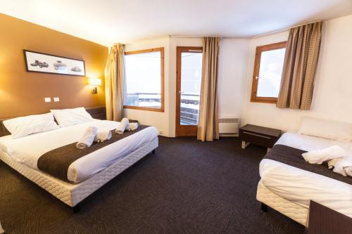 Hotel Montana - La Tania