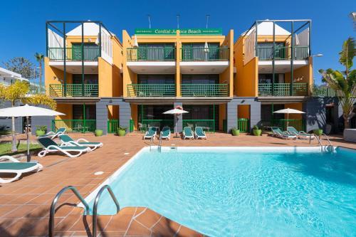 . Apartamentos Cordial Judoca Beach