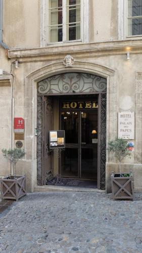 Hôtel du Palais des Papes - Hôtel - Avignon