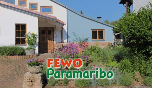 FeWo Paramaribo - Apartment - Witzenhausen