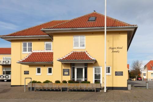 Skagen  Annex, Pension in Skagen