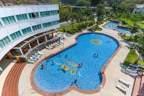 . Hotel Puente Nacional Pool & Vacaciones Veracruz