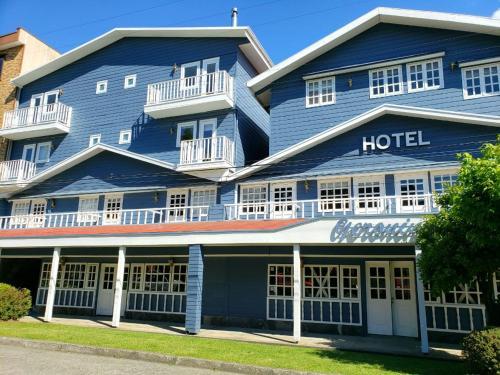 Hotel Geronimo - Pucón