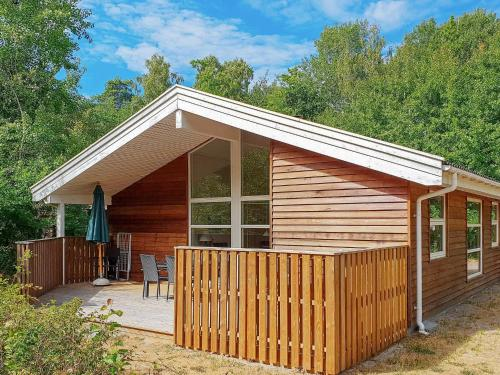 . Four-Bedroom Holiday home in Hasle 1