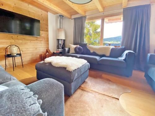 Stunning Mountain View Chalet and Jacuzzi in Les Collons - Thyon les Collons