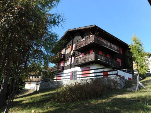 . Spacious Apartment in Riederalp near Ski Trail