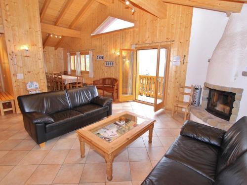 Comfortable Chalet in La Tzoumaz With Sauna - La Tzoumaz