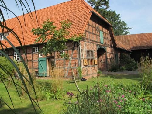 . Bright Farmhouse in Hohnebostel Germany with Garden
