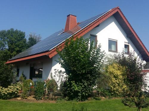 . Cozy Apartment in Merlsheim with Garden