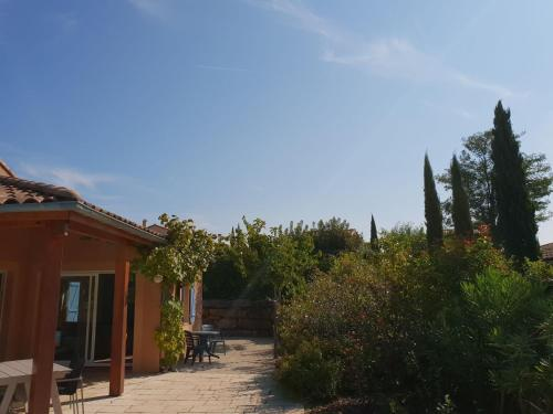 . Modern Villa in Vallon-Pont-d'Arc with Swimming Pool