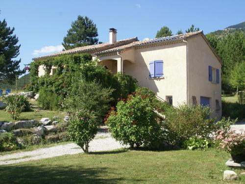. Quiet Holiday Home in Marignac-en-Diois with Garden