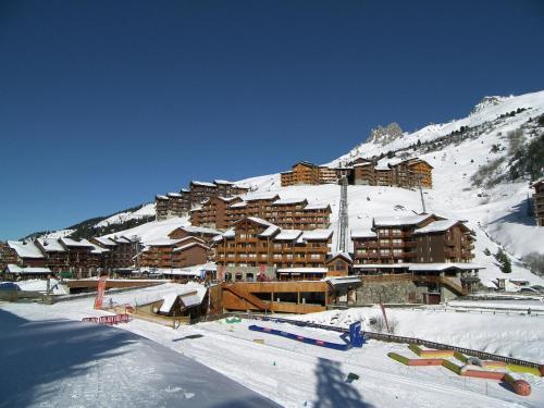 Scenic Apartment near Ski Area in Meribel Meribel