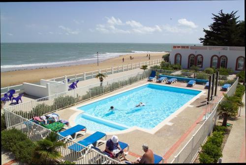 Vacanceole   Residence De L'Ocean