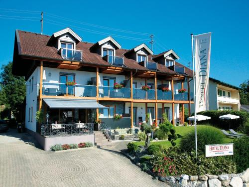 Diana, Pension in Pörtschach am Wörthersee