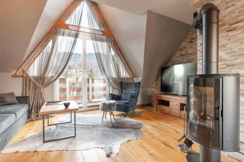 . Apartament Giewont House & Spa z Sauną Zakopane