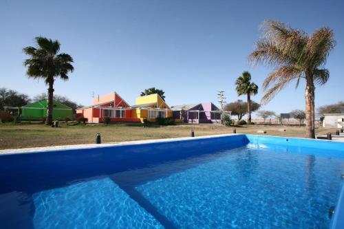 Marina House Cabañas