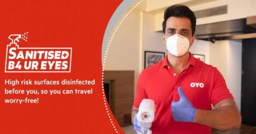 . Vaccinated Staff - OYO 37212 Hotel Soft Petals By Arn Group