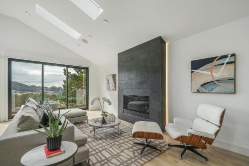 Exceptional View Villa San Francisco - Accommodation