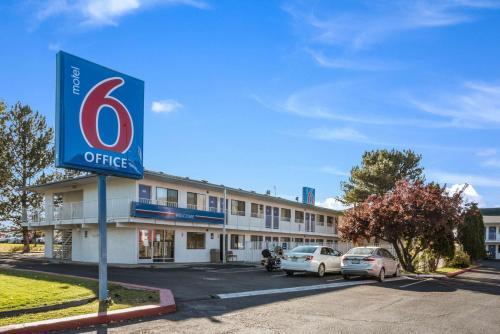 Motel 6-Winnemucca, NV