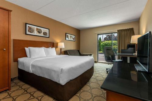 Comfort Inn Belleville - Accommodation