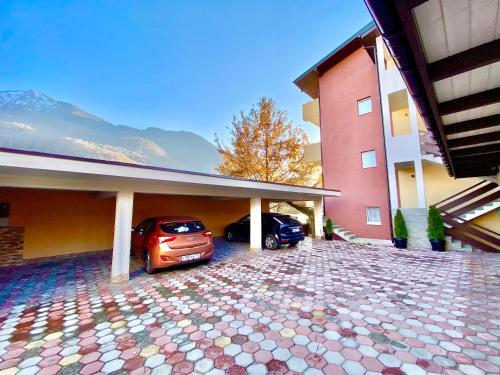 . Apart hotel Mountain hill
