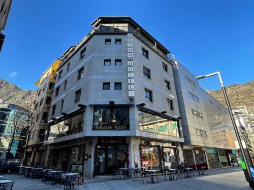 Aston Hotel - Andorra la Vella