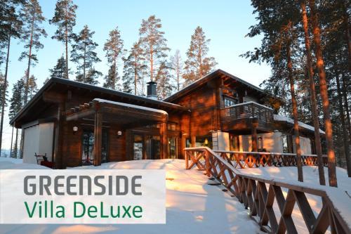 Villa DeLuxe Savonlinna - Accommodation