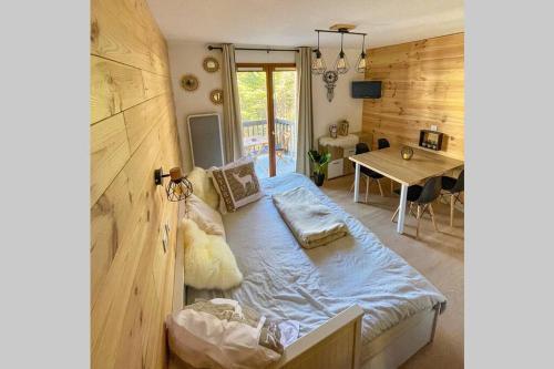Chalereux studio a la montagne - Hotel - Auron