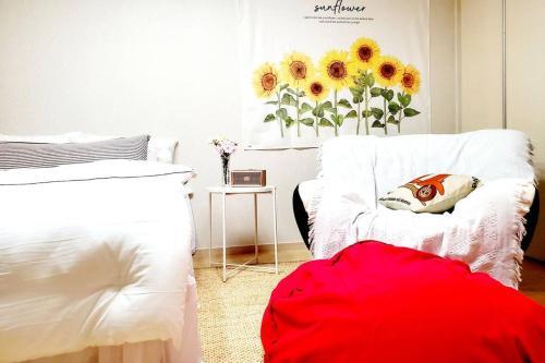 Warm Rainbow Studio - Apartment - Incheon