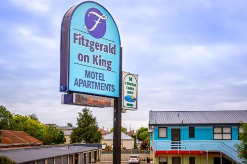 Fitzgerald on King - Accommodation - Timaru