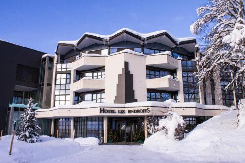 . Grand Hôtel Les Endroits