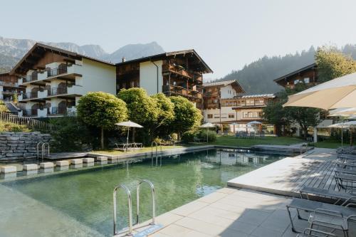 Hotel Kaiser in Tirol Scheffau